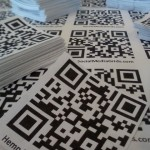 QR Code Stack Digital Business Card s